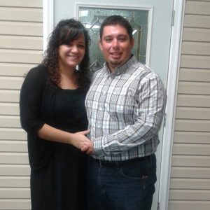 Kerlyn and Jose built their Bonita Springs home in partnership with Habitat for Humanity of Lee and Hendry Counties
